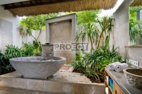 Ванная комната в тропическом стиле | 42 идеи тропических ванных комнат