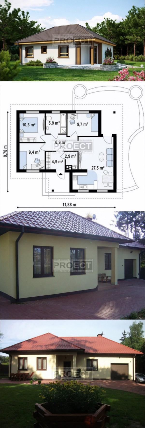 Где купить проект дома