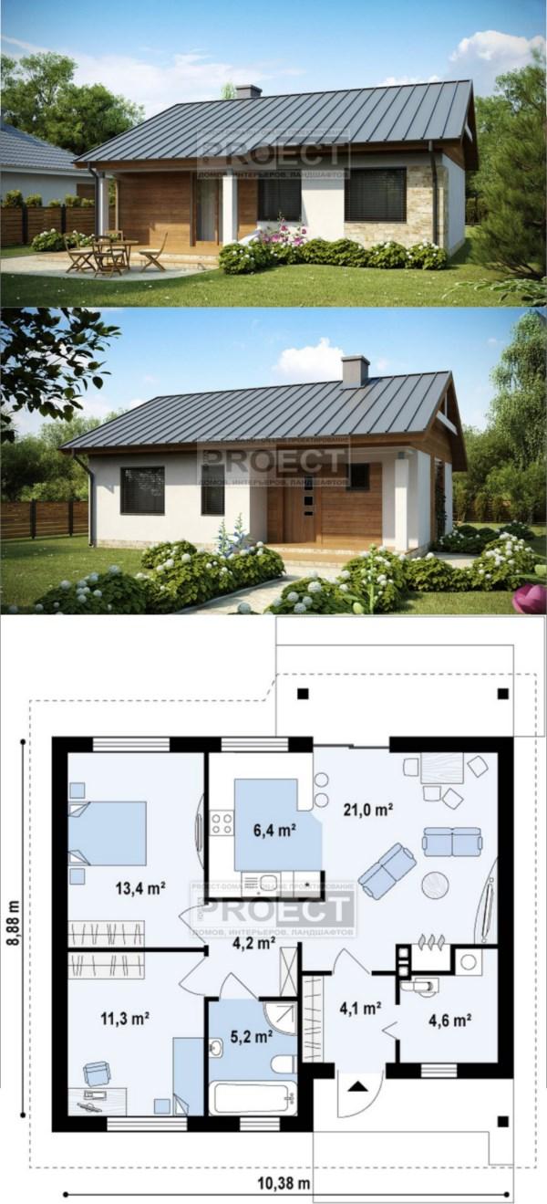 Где можно купить проект дома