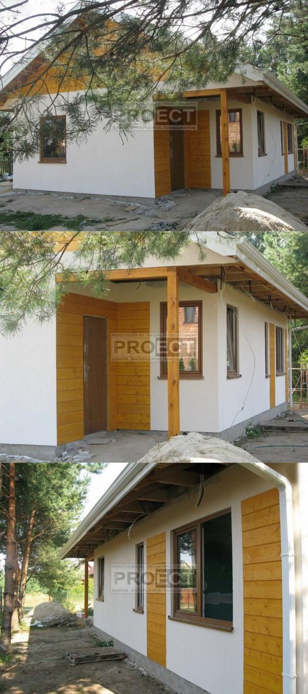 каталог проектов домов