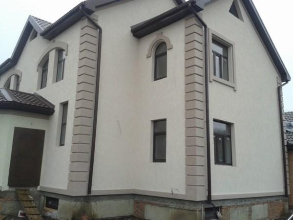 фасад дома заказать